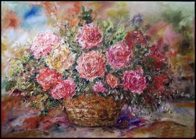 flowers by ENERGIA1