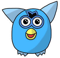 Furby by OrcaWhatever