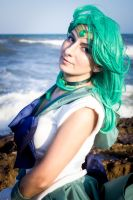 Sailor Neptune - Summer breeze by Aliceincosplayland