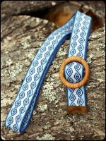 Ice tablet woven belt by WonderfulSun