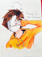 200 Followers on Paigeeworld?! by Caelumish