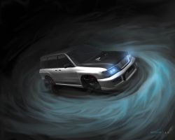 Forester - Storm by L-X