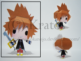 Chibi Sora Final Version by inunokanojo