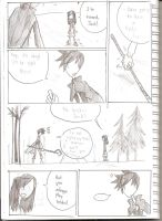 Ink and Ice :: Page 2 by mangabreadroll