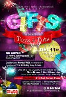 GIFTS Flyer by AnotherBcreation