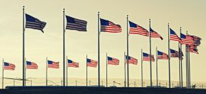 washington monument flags by stacie-w