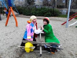 Howls Moving Castle- All you need is Love by ercsi91