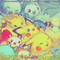Its All About Electric Pokemon v2 by SakuriitaUsagiMoon