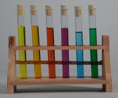 Test Tube Stock 10 by pixelmixtur-stocks