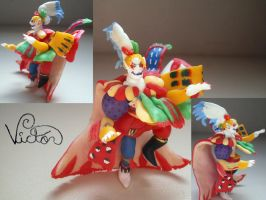 Kefka by VictorCustomizer