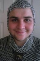 chainmail coif by MathewWite