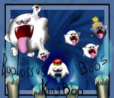 ::::Boos:::: x3 by SrPelo
