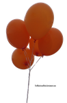 balloons PNG 1 by EveBlackwoodStock