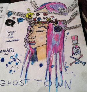 Ghost in the machine by Ghost Town