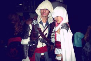 Assassin's Creed by SushibunnyCosplay