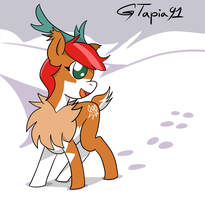 Caribou by Gtapia91