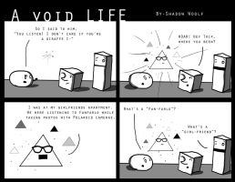 A Void Life 12 by Valashard