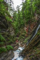 HDR - Cascade 2 by TiKy2010