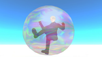 MMD - The Prussian in the bubble by emmystar
