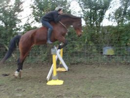 Completely Tackless Jumping by StarCrossedPsycho