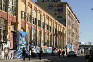5 Pointz by psychowolf21