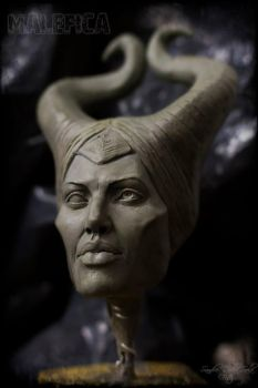 MALEFICENT  1.4 SCALE by zoko1