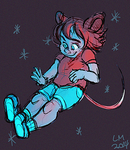 Mousekid color by lauramansfield