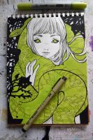 2017 sketchbook - 12 by nati