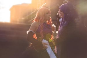 Desire in the Setting Sun by Tigermis-Cosplay