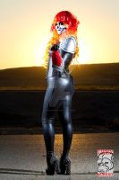 Alejandra Jones Ghost Rider Cosplay by Emperordirt