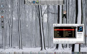My Gray Desktop by aroche