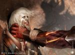 Demon's grasp by DavidGaillet
