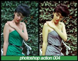 Photoshop Action 004 by ToxicActions
