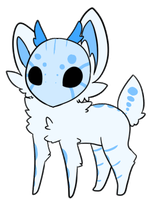 Maskee Adopt:3  (CLOSED) by Torikm