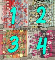 Collection of Scrapkits by ppanylove
