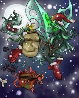 NightMare before Chrysmas by secretsheik
