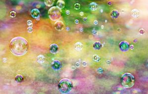 .. . Bubbles of Freedom . .. by M-0-N-0