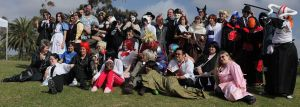 Cosplay Picnic Pic by LadyFrost321
