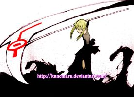 Maka Black Blood by Kanomaru