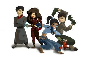Legend of Korra Possible by dropeverythingnow