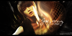 Youngwoong Jaejoong by hagane-girl