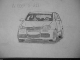Golf5R32 by Danchix