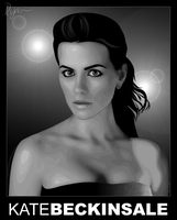 Oblivious - Kate Beckinsale by fragmentx