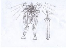 Autarch Ayman in The Executioner Form by Target21
