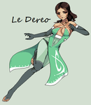 MC: Le Dereo by BattleStorm