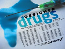 Designer Drug Article by fuelyourdesign