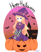 Happy Halloween!!~ by RuRu-Rika