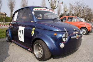 Fiat 500 50 years 2 by luis75