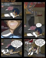 Insomnia's Resent: Prologue: pg. 1 by HommicidalPenguinsCo