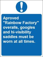 Rainbow Factory PPE by MLP-Portal